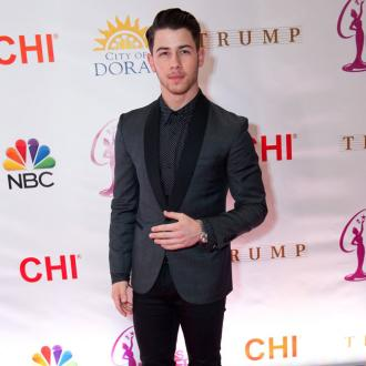Nick Jonas ditches purity ring