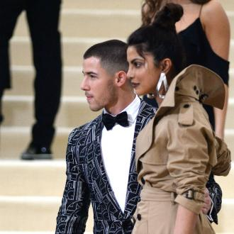 Nick Jonas And Priyanka Chopra Celebrate Wedding Reception