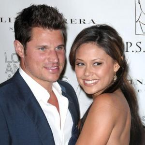Nick Lachey Marries Vanessa
