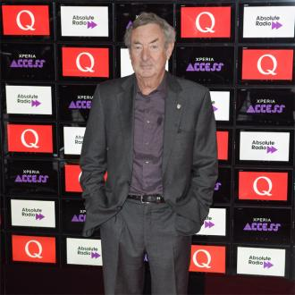 Nick Mason's singing career 'nipped in the bud by jealous band mates'