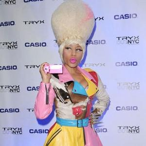 Nicki Minaj Inspired By Marge Simpson