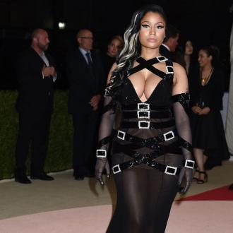 Nicki Minaj Takes Over Nye Show