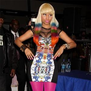 Nicki Minaj 'To Teach Stephen Fry To Rap'