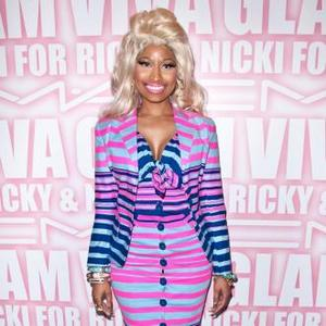 Nicki Minaj Wants A Pink House In Britain