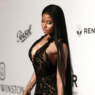 Nicki Minaj wants HM advert to spread 'holiday magic'