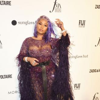Nicki Minaj says domestic violence made her 'abrasive'