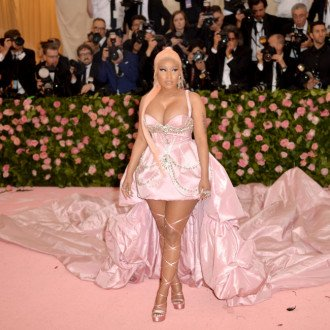 Nicki Minaj's nude Crocs snap 'causes website to crash and spike in sales'