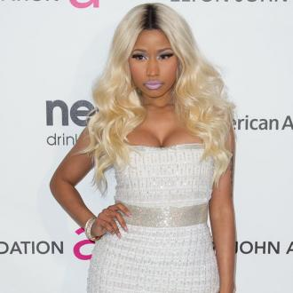 Nicki Minaj: The More Make-up, The Better