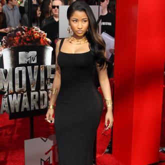 Nicki Minaj Anxious For Emas