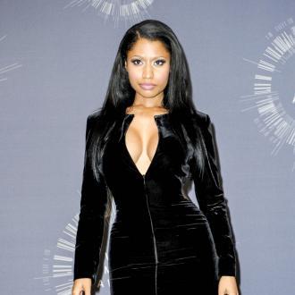 I'm Shy, Says Nicki Minaj