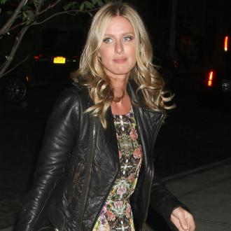 Nicky Hilton keeps slim walking