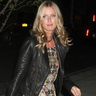 Nicky Hilton keeps slim walking