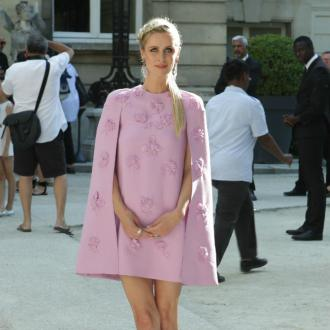 Nicky Hilton Rothschild loves shoes