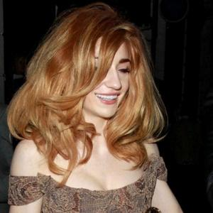 Nicola Roberts Won't Fix Nose