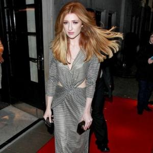 Nicola Roberts Is Always Eating