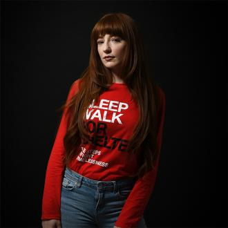 Nicola Roberts to join Sleep Walk for Shelter