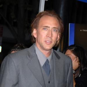 Nicolas Cage Dines On 'Dignified' Animals