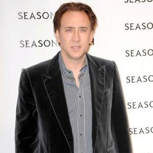 Nicolas Cage To Star In I Am Wrath
