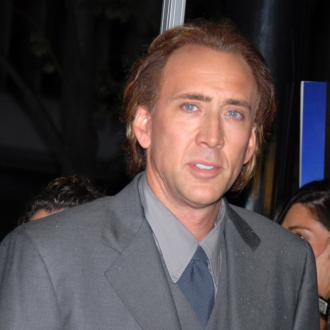 Nicolas Cage supports Time's Up movement