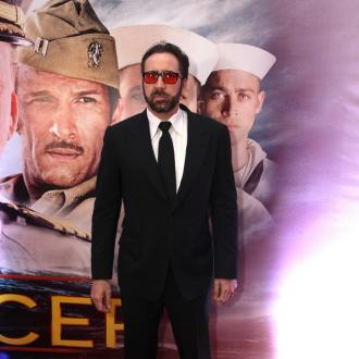 Nicolas Cage can be 'self-destructive' without work