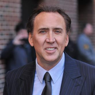 Nicolas Cage always sees the positives