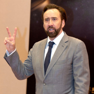 The Old Way: Nicolas Cage starring in first ever Western