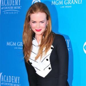 Nicole Kidman Besotted With Baby