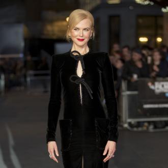 Nicole Kidman doesn't show films to familyo