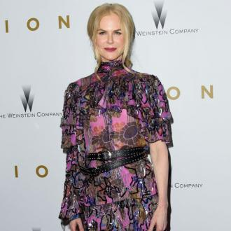 Nicole Kidman clocked up air miles to see kids while shooting Lion