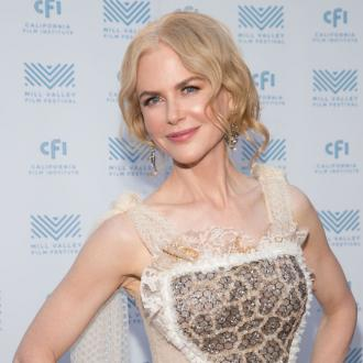 Nicole Kidman Won't Google Herself