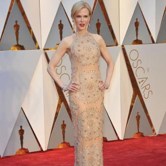 Nicole Kidman Was 'Terrified' Of Breaking Diamond Ring At The 2017 Oscars