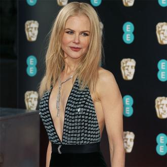 Nicole Kidman keeps family and work separate