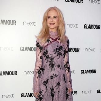Nicole Kidman has dry skin
