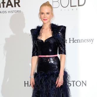 Nicole Kidman was ready to quit