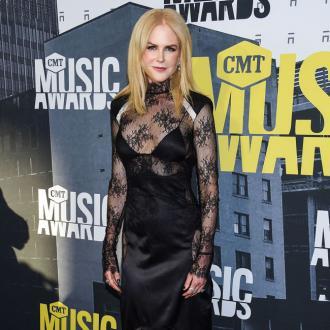Nicole Kidman: My husband calls me a tortoise