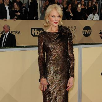 Nicole Kidman's SAG Award emotions