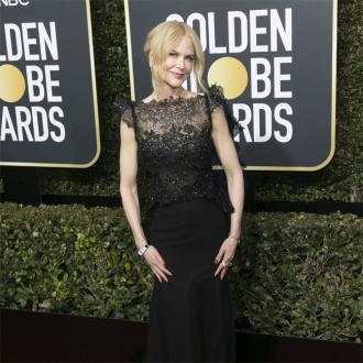 Nicole Kidman's strong sexuality