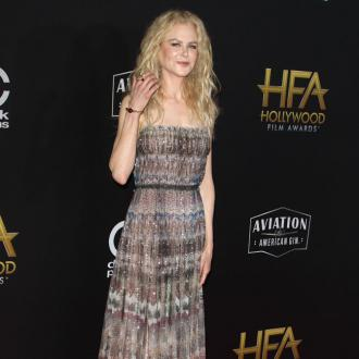 Nicole Kidman Receives Hollywood Film Honour