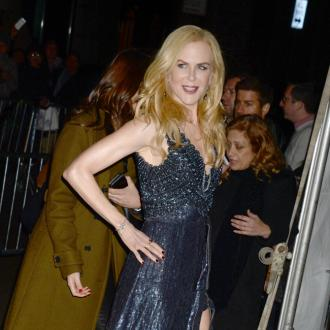 Nicole Kidman: Marrying Tom Cruise gave me industry 'respect'