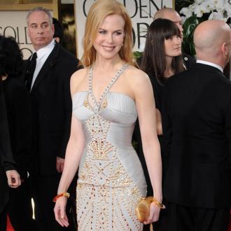 'Strange' star Nicole Kidman