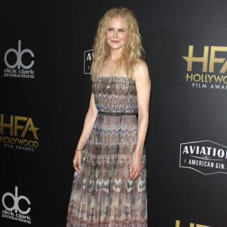 Nicole Kidman less awkward now