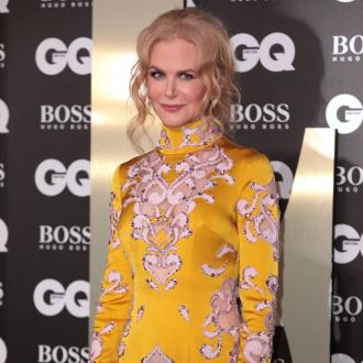 Nicole Kidman hails her female friends