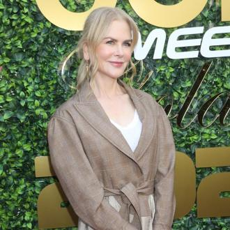 Nicole Kidman feels 'more secure' in her identity