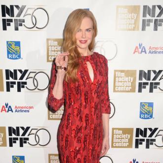 Nicole Kidman Feels 'Awkward' On The Red Carpet