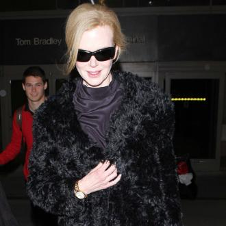 Nicole Kidman Not Shy About Urinating
