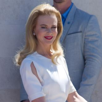 Nicole Kidman Makes Time For Her Family