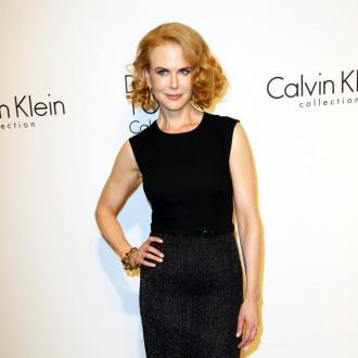 Nicole Kidman Eats 'Anything'