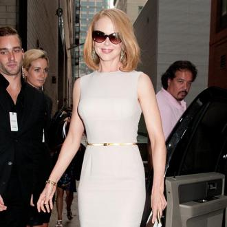 Nicole Kidman Channelling Grief Into Screenplays