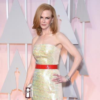 Nicole Kidman Loves Black Tights
