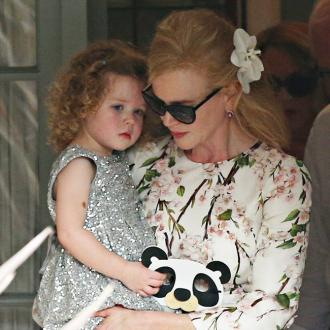 Nicole Kidman's Daughter Wants To Be A Rock Star